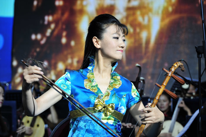El Sistema celebra el Año Nuevo Chino