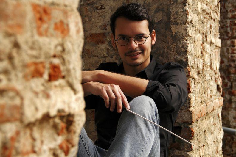 Ron Davis Álvarez, el maestro venezolano que construye sueños a través de la música