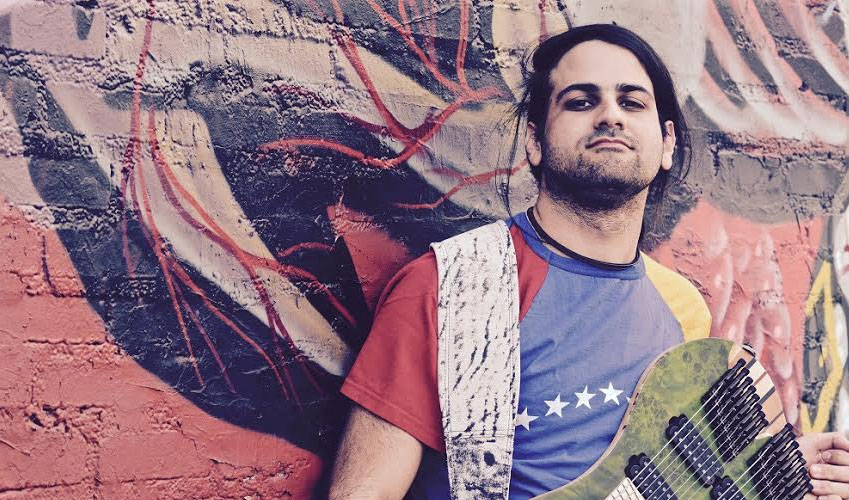 Félix Martin busca recorrer Latinoamérica con su nuevo disco: Mechanical Nations