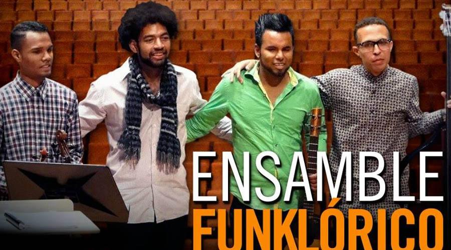 Con su sonido de fusiones, llega Ensamble Funklórico a #NochesDeGuataca