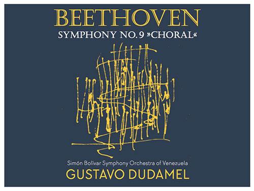 EL PAÍS.es ofrece la novena sinfonía de Bethoven dirigida por Dudamel