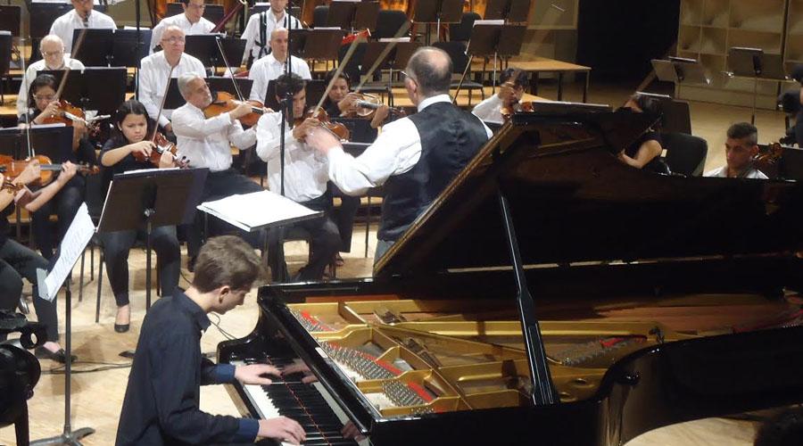 Continúan las Quintas Sinfonías en la Sala Ribas del Teatro Teresa Carreño