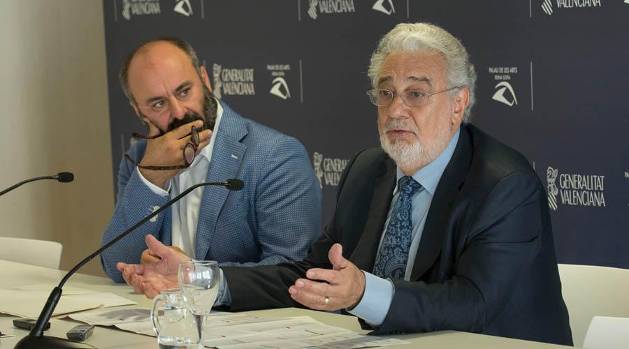 Plácido Domingo: «Las mujeres directoras deber ser aceptadas y admiradas»