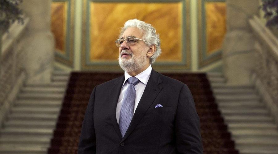 Plácido Domingo: Una ópera en concierto es más íntima