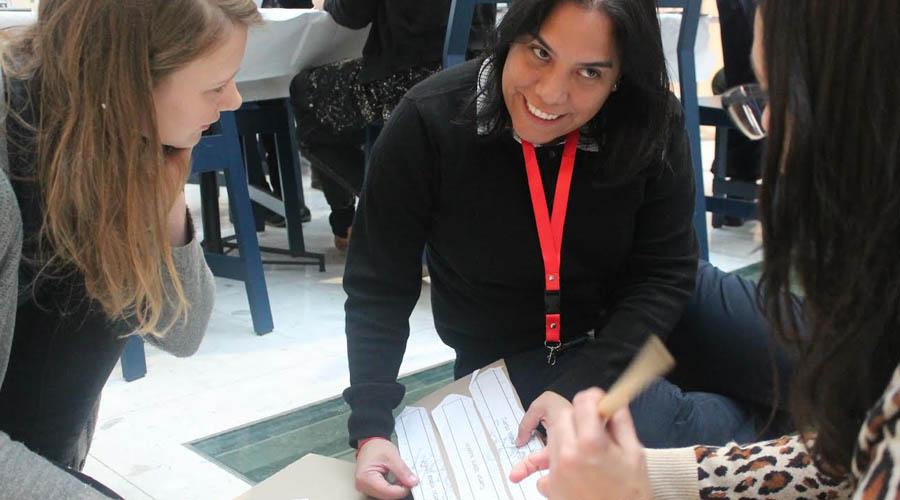 Profesores venezolanos entrenan a docentes de Europa y Estados Unidos en El Sistema Academy