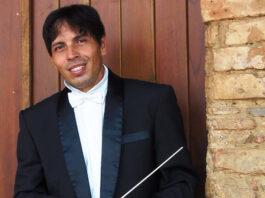 Keith Oviedo, joven formado en el Sistema Regional de Orquestas Juveniles e Infantiles del Estado Falcón