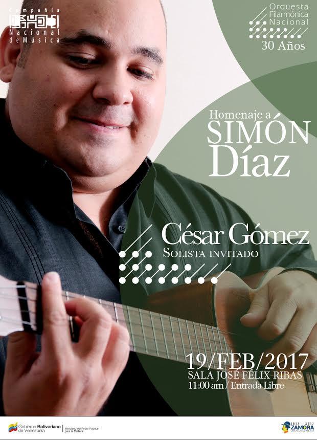 En memoria de Tío Simón OFN celebrará segundo concierto aniversario