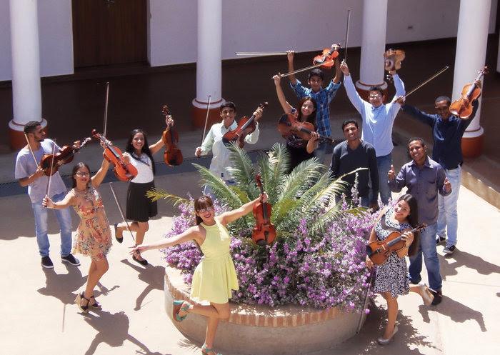 Sinfónica y Coral de Falcón celebran 42 aniversario de El Sistema