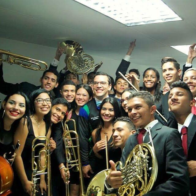 Orquesta Sinfónica Juvenil de Ciudad Bolívar
