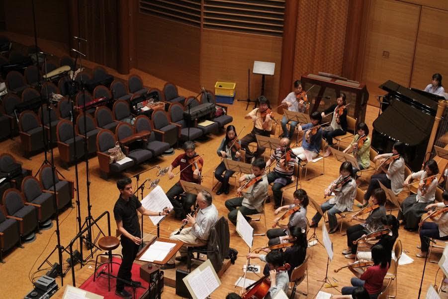 Sergio Rosales tiene su primer disco como director bajo el sello Naxos