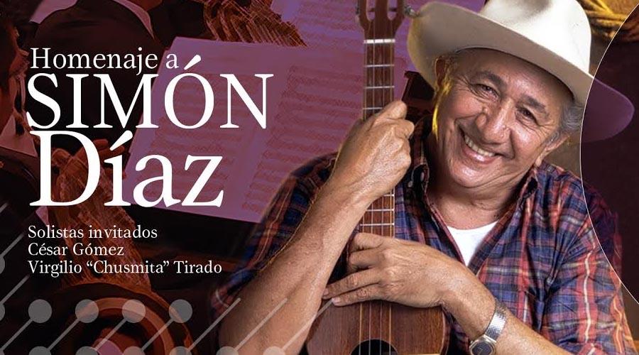 Orquesta Filarmónica Nacional repone a petición concierto homenaje a Simón Díaz