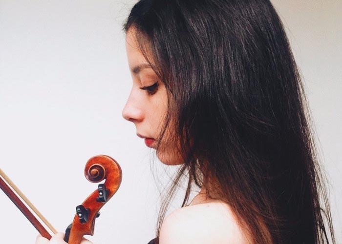 La violinista Ana Karina Rodríguez rinde homenaje al maestro José Francisco del Castillo