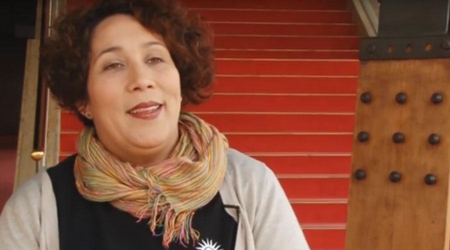 Venezolanos por el mundo: Gunilla Álvarez