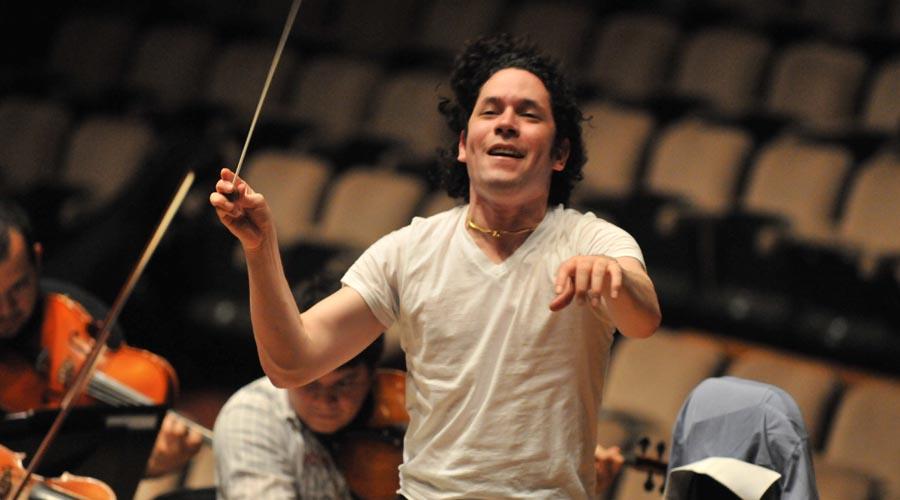Gustavo Dudamel será el protagonista de un documental