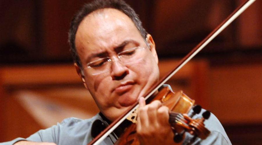 Igor Lara interpretará el Concierto para violín, de Prokófiev