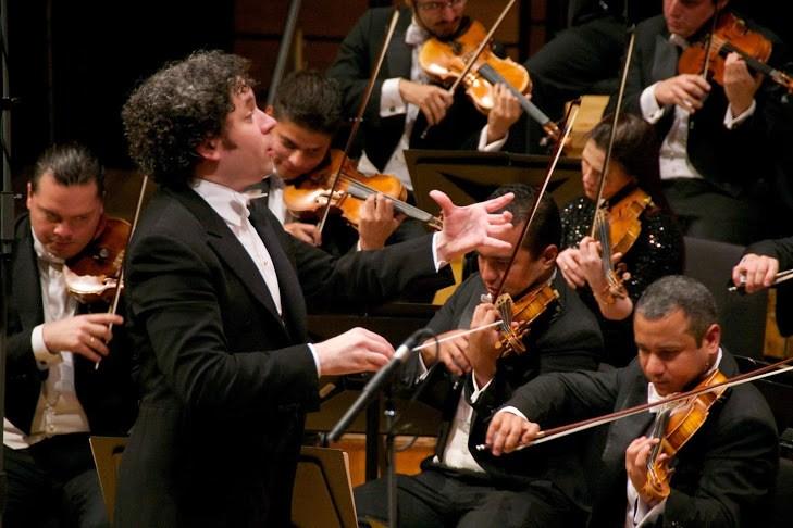 Beethoven sonará en Europa con el estilo de Dudamel y la OSSBV