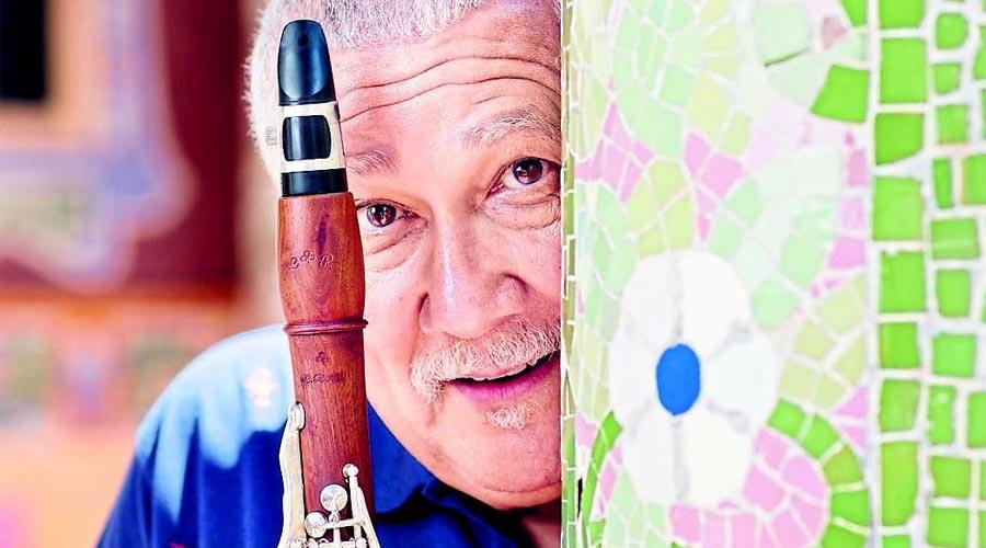 """Paquito D'Rivera: """"Los standards nos salvan la vida; son parte de la magia del jazz"""""""