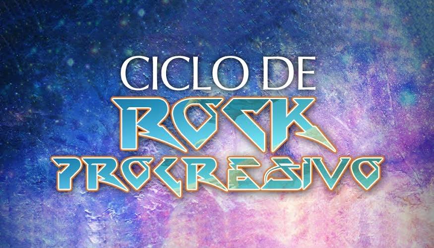 Ciclo de Rock Progresivo se presenta en Teatrex