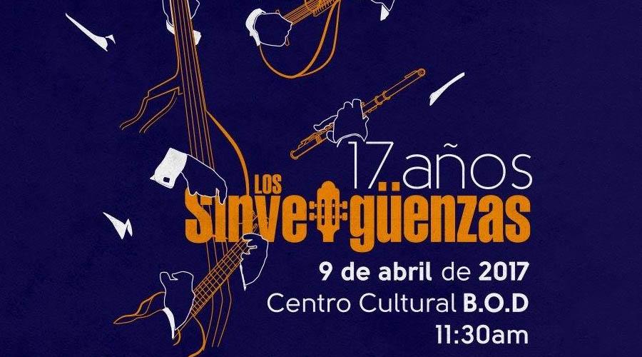 Los Sinvergüenzas celebran 17 años de buena música venezolana