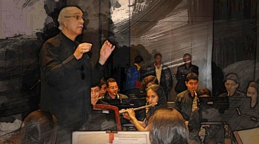 Último adiós a Freddy Padrón director y fundador de agrupaciones juveniles en el Zulia