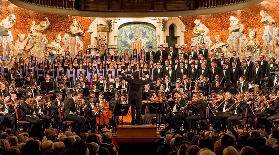Gustavo Dudamel y la Orquesta Sinfónica Simón Bolívar cerraron con éxito su paso por Barcelona