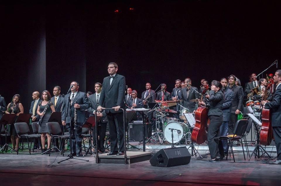 Voces Sacras de la Banda Sinfónica 24 de Junio