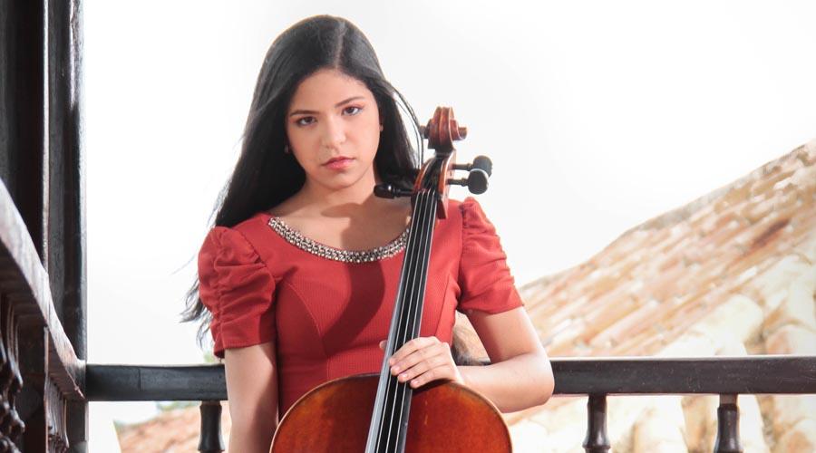 Violoncellista Adalus Low interpreta Schumann junto a la Sinfónica Juvenil Regional de Falcón