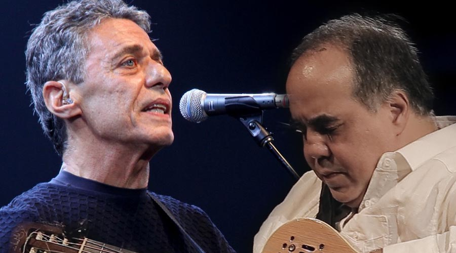 Aquiles Báez homenajea a Chico Buarque con Todo o sentimiento