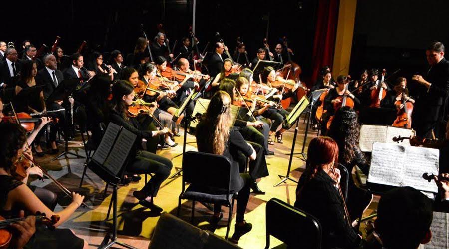 Fundación Orquesta Sinfónica de Carabobo presenta:Conciertos Sacros 2017