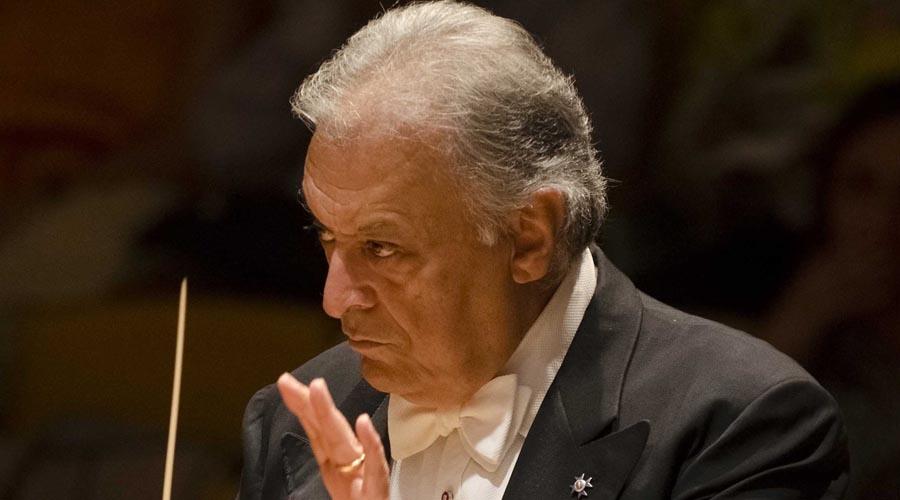 Zubin Mehta abrirá el Festival con la 'Novena' de Beethoven