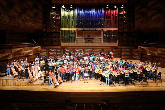Este fin de semana debuta la Orquesta Alma Llanera del Distrito Capital