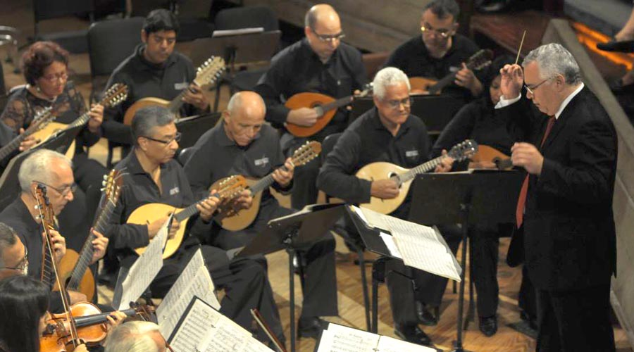 La Orquesta Típica Nacional se reinventa