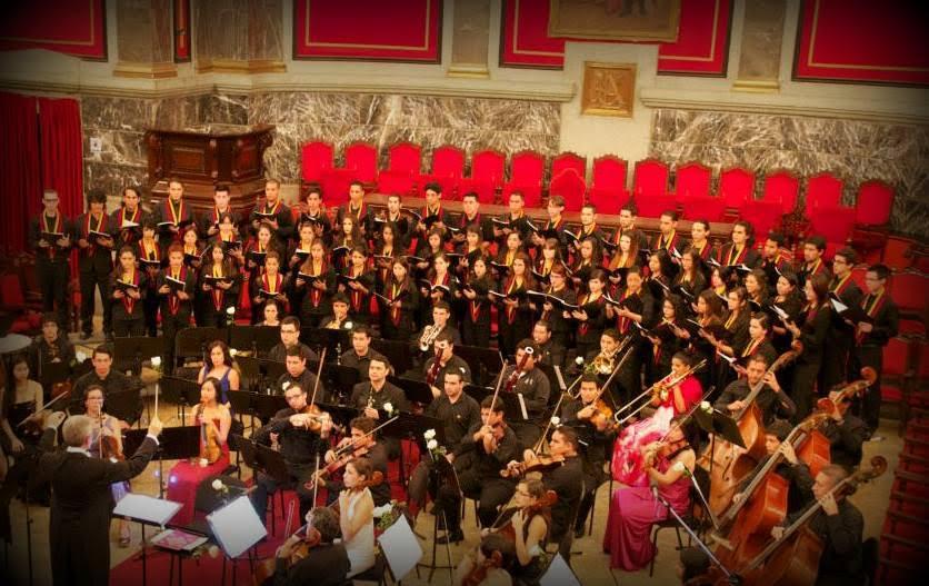 Coro Sinfónico de Mérida ofrece concierto de música coral cubana