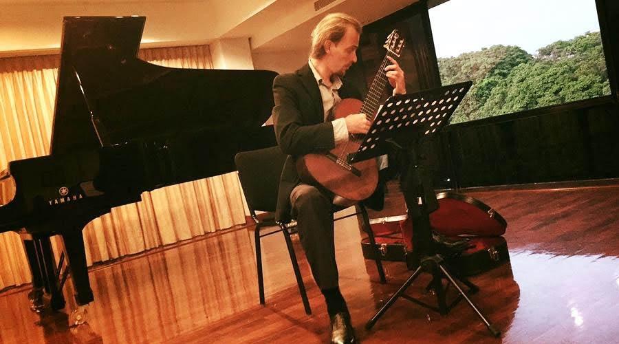 Jonnathan El Baroukipreseleccionado en Concurso Internacional de Composición