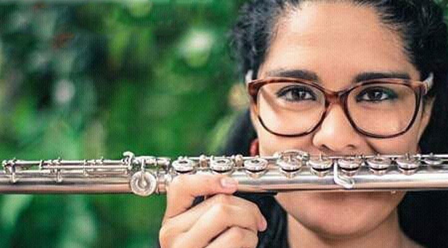 Círculo Scriabin para dos Flautas