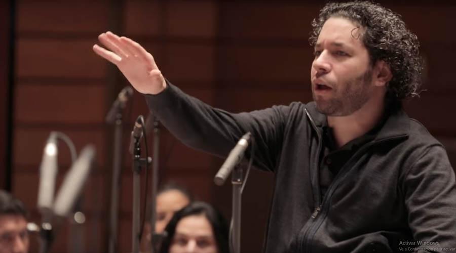 """Guaco se une a Gustavo Dudamel para la nueva versión sinfónica de """"Lágrimas no más"""""""