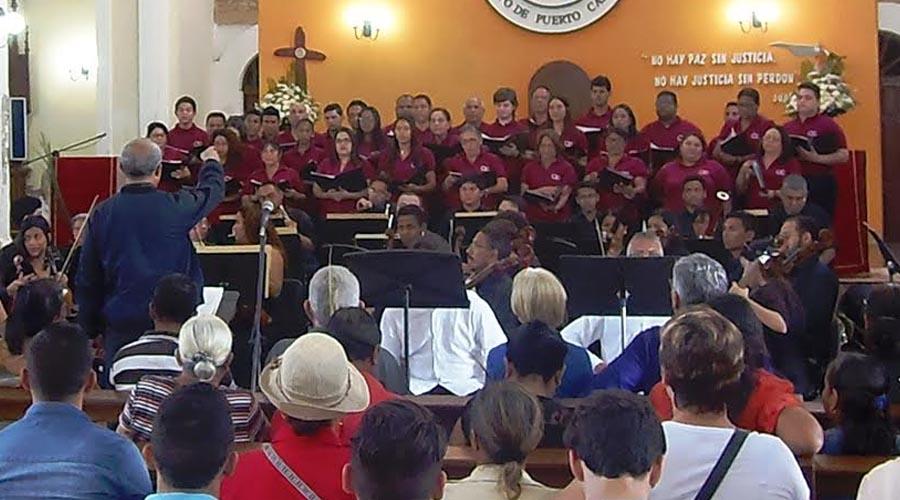 Coral Falcón y Orquesta Sinfónica de Falcón presentan Missa Sancta No. 2 de Weber