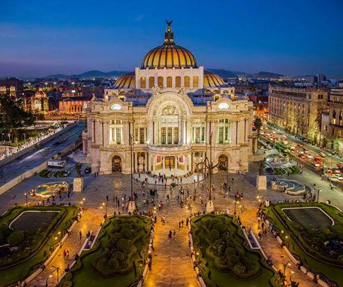 Palacio de Bellas Artes (Ciudad de México)