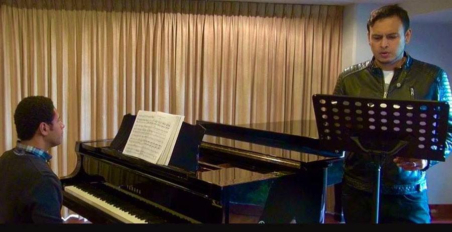 Álvaro Carrillo seleccionado para las clases magistrales de la Royal Ópera House