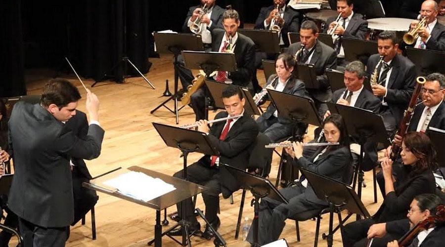 La Banda Sinfónica 24 de Junio presentará:Solistas por la Paz y la Vida en Concierto