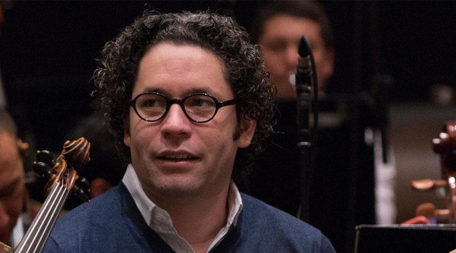 Gustavo Dudamel dirigirá en julio a la Orquesta Sinfónica de Galicia en concierto gratuito