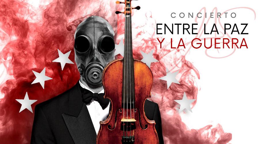 """José Agustín Sánchez ofrece su música como ofrenda """"Entre la Paz y la Guerra"""""""