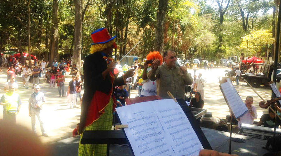 La Orquesta Sinfónica Municipal de Caracas vuelve a la GAN