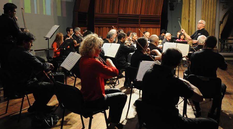 Orquesta Típica Nacional entona notas de autores venezolanos