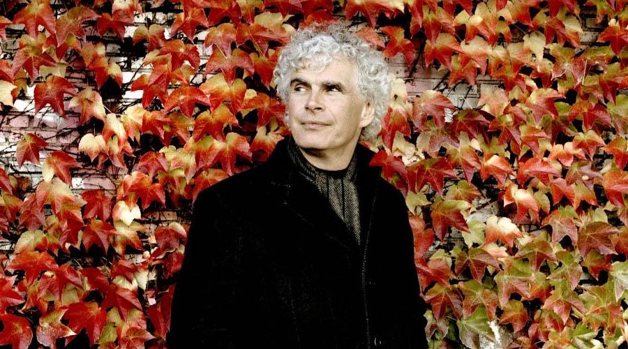 Amplia retrospectiva en el último año de Rattle en la Filarmónica de Berlín