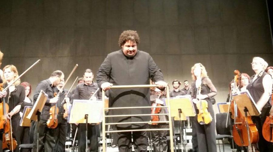 Exitoso debut de Gerardo Estrada en Grecia