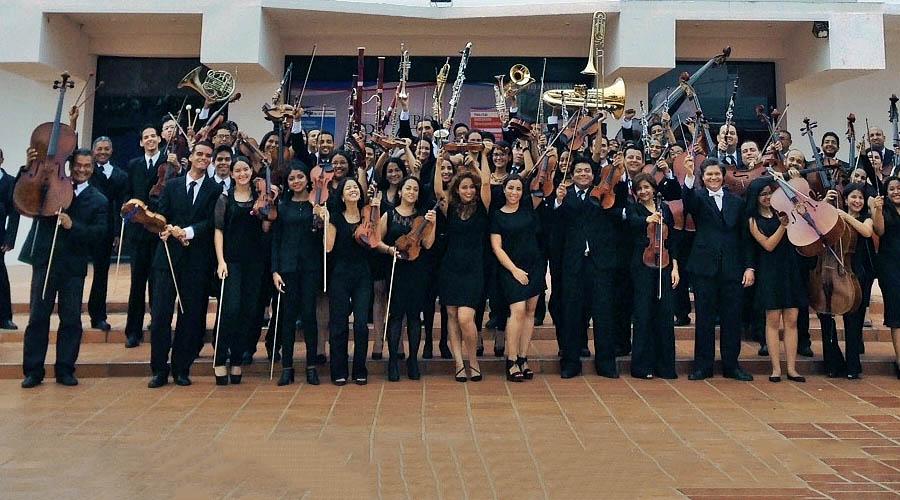 Concierto 25 Aniversario de la Sinfónica de Falcón en el Teatro Armonía