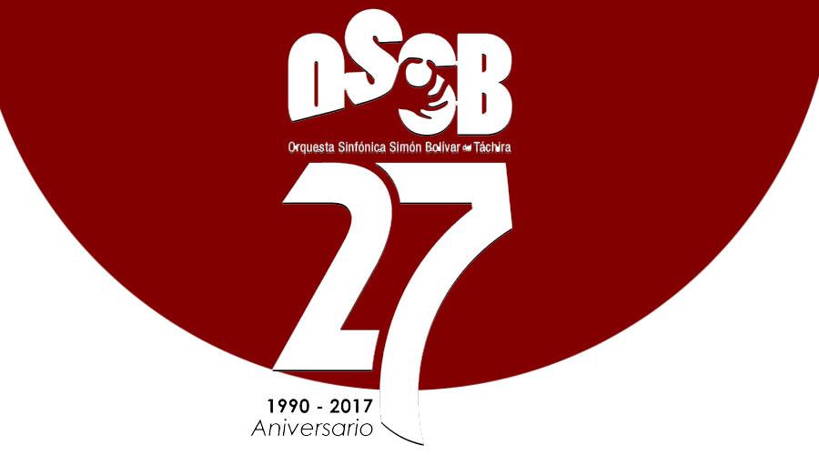 Concierto 27º aniversario de la Orquesta Sinfónica Simón Bolívar del Táchira