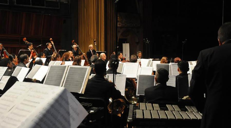 Gala Latinoamericana llevará a cabo la Orquesta Filarmónica Nacional