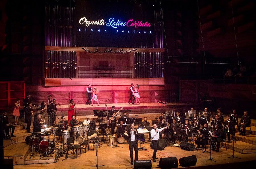 La Orquesta Latinocaribeña Simón Bolívar rendirá tributo a los grandes de la salsa